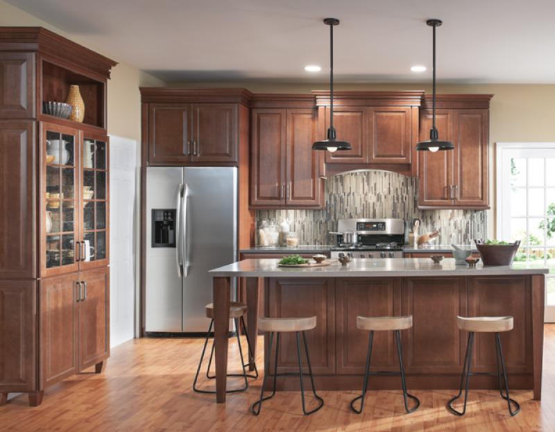 american woodmark cabinetry kitchen