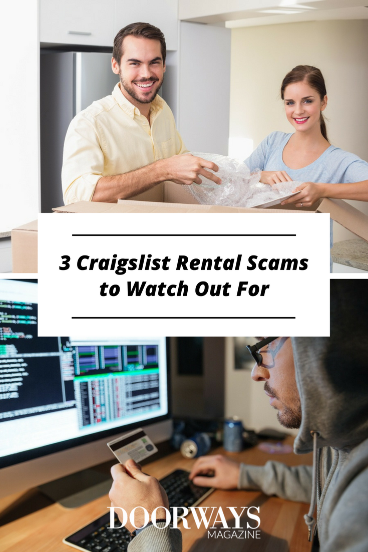 craigslist rental scams pinterest