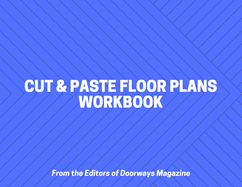 cut and paste floorplans workbook cover