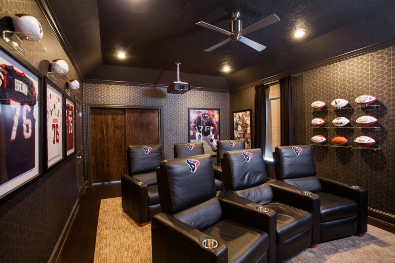 17 epic man cave design ideas doorways magazine for What is a media room