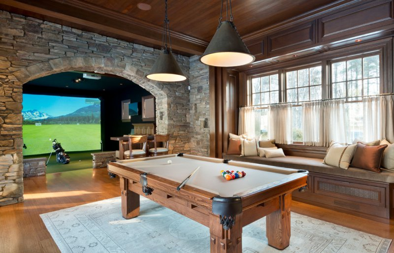 17 Epic Man Cave Design Ideas Doorways Magazine