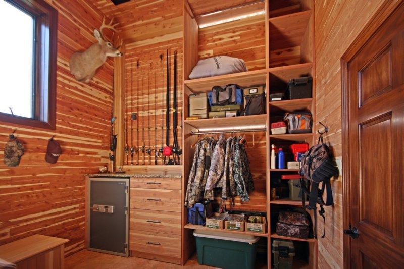 Man Cave Closet Ideas : Epic man cave design ideas doorways magazine
