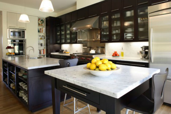 5 popular kitchen cabinet colors and paint ideas What is the most popular kitchen cabinet color