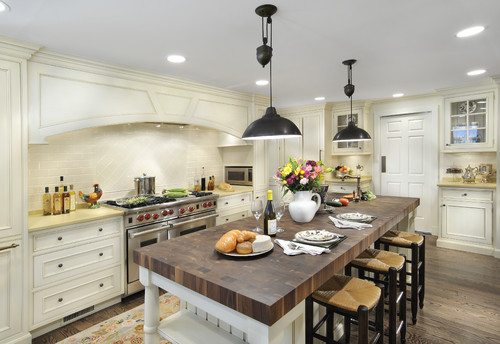 5 Creative Kitchen Island Design Ideas You'll Love