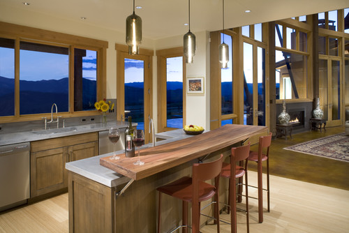 Kitchen Counter Extension Ideas