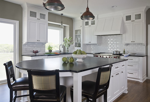The Best Kitchen Paint Colors with White Cabinets - Doorways Magazine