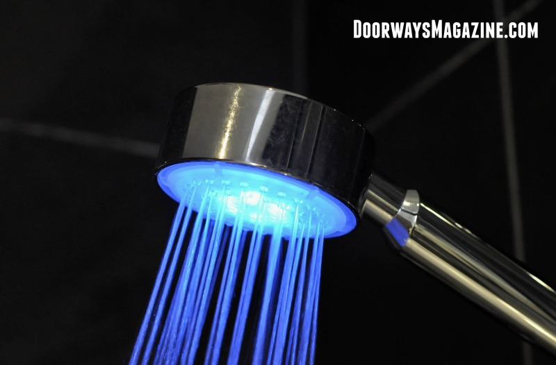 led shower head reviews