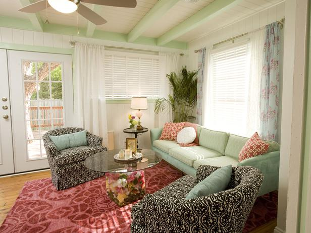 Property Brothers Living Room Renovation