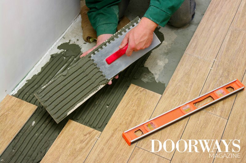 How to Install Tile: We Did It and You Can Too!