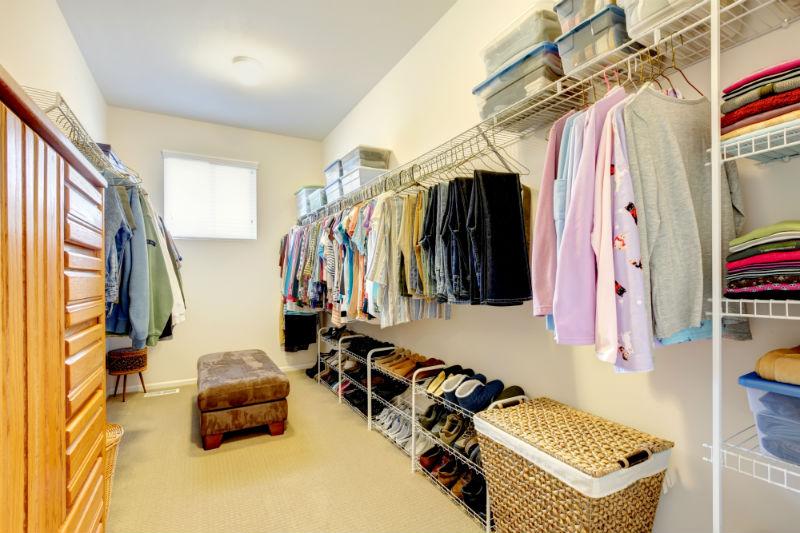 walkin closet design ideas