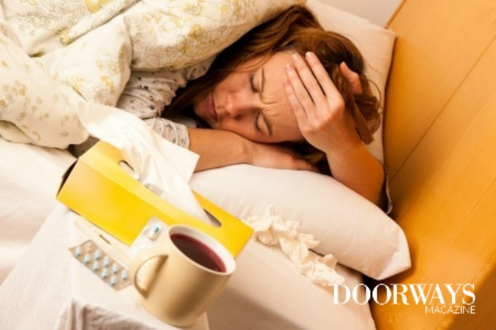 How Thieves Oil Will Keep You Healthy During Flu Season